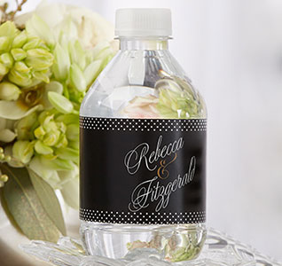 Personalized-Black-and-White-Dots-Water-Bottle-Labels-m.jpg