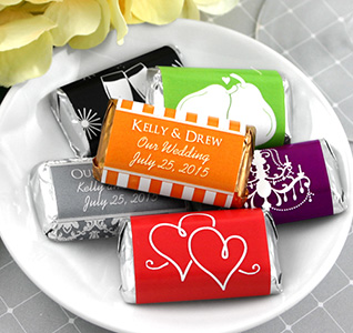 Hershey S Orted Miniatures Candy Favors Personalized