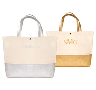 Bridesmaid Tote Bags | Bridesmaids Totes