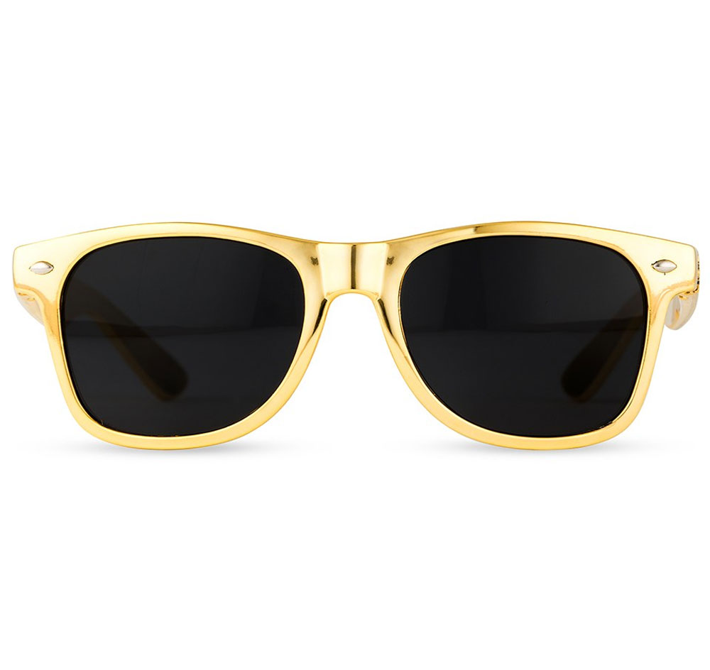 9139e9e47fe Bridal Party Sunglasses - Gold. More Images