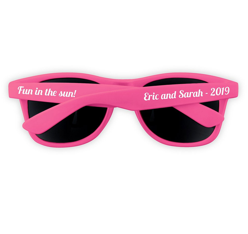 Bridesmaid Sunglasses | Bridal Party Sunglasses