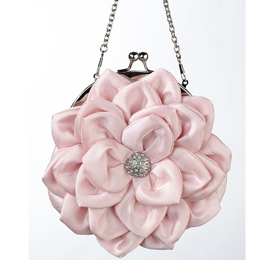 Flower Purse | Bridal Purse