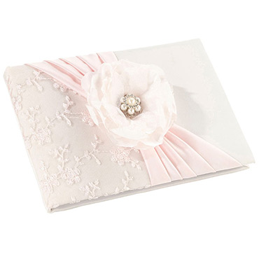 Pink Guest Books