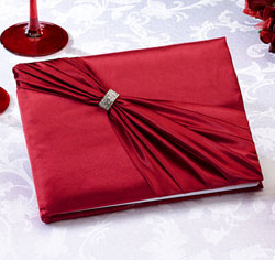 Red Sash Guest Book