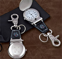 Personalized Keychain Sport Watch with Compass