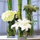 Square Vase Wedding Party Decor