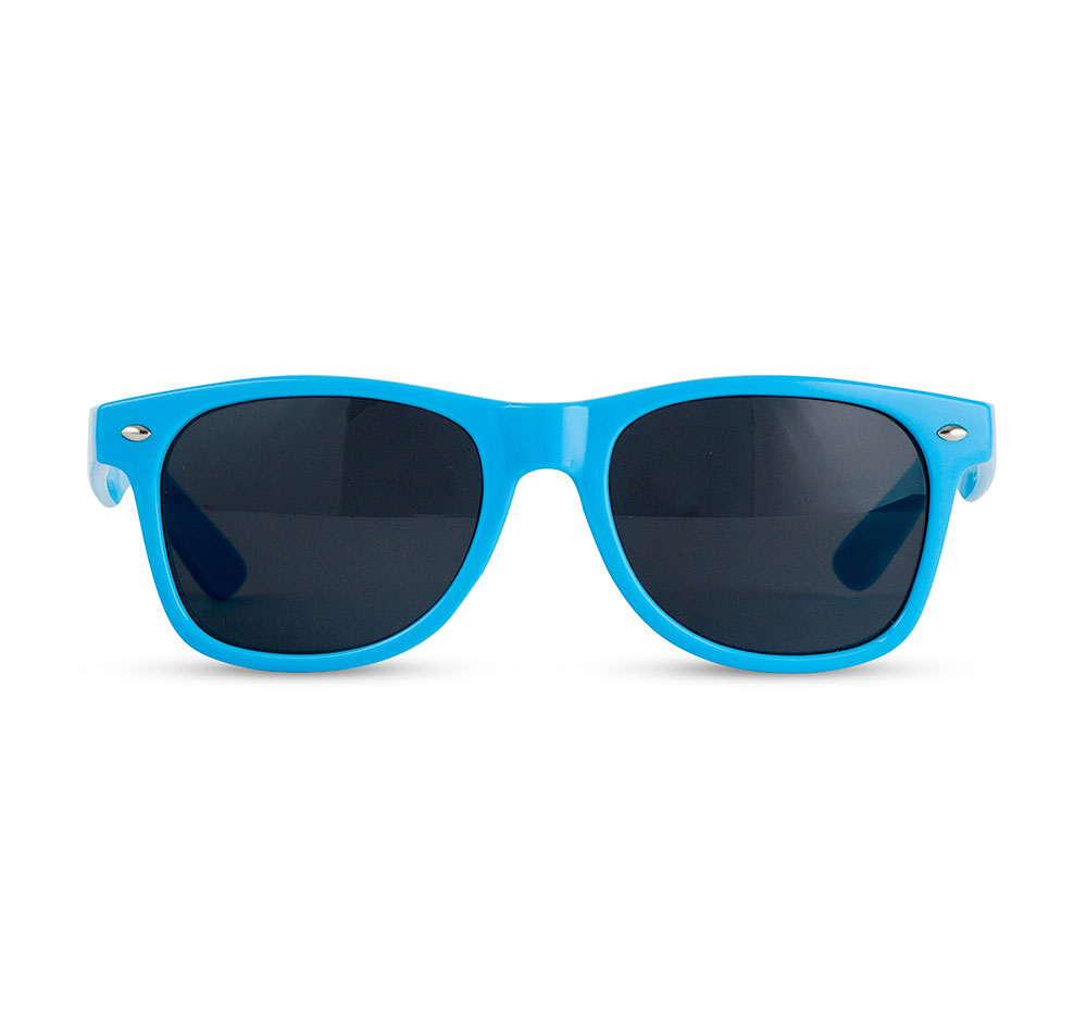 Sunglass Wedding Favors | Blue Wedding Sunglasses