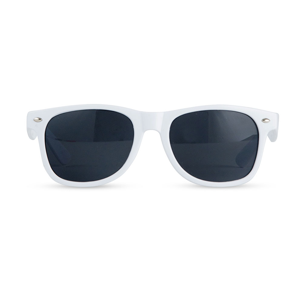 White Sunglass Wedding Favors | Wedding Sunglasses