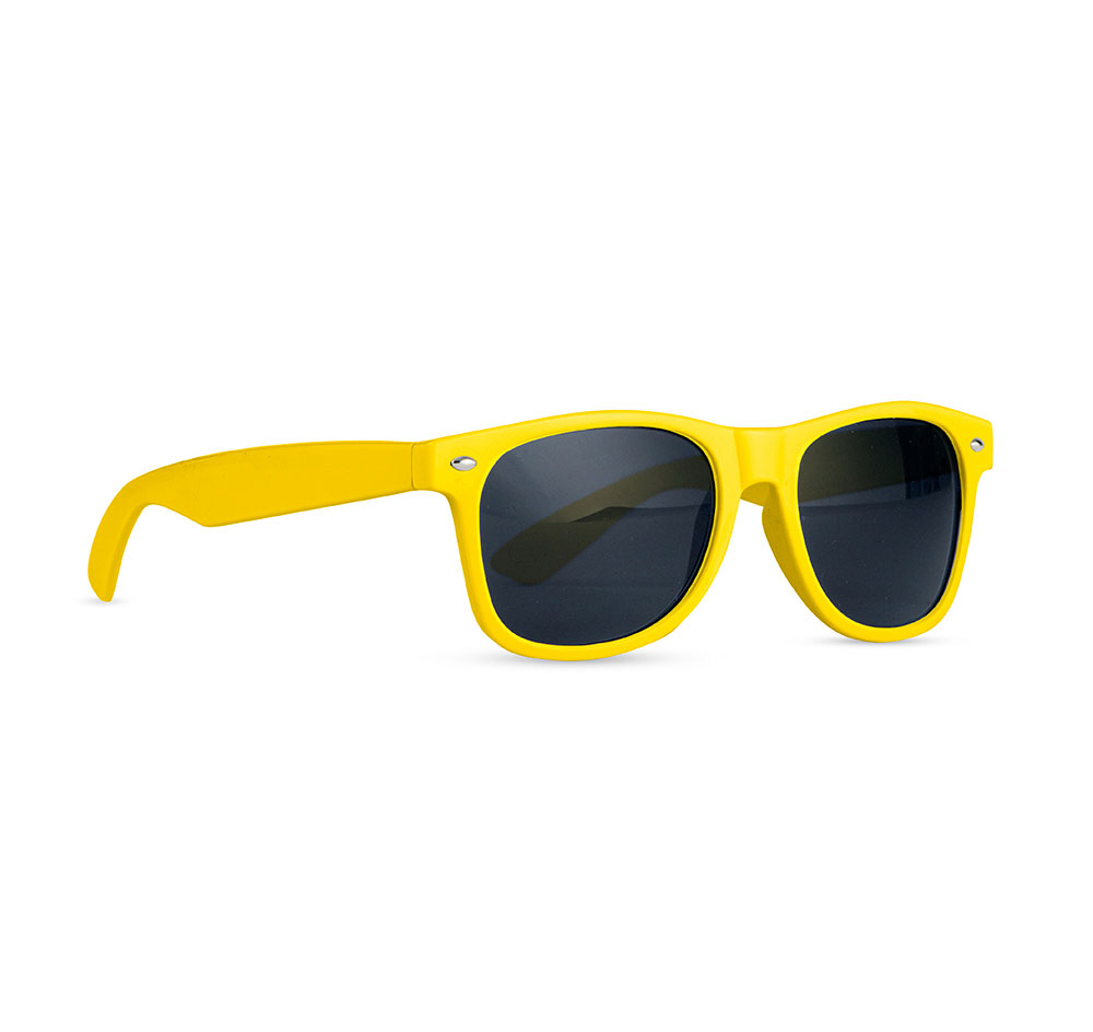 Yellow Sunglass Wedding Favors| Wedding Sunglasses