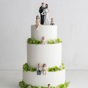 Wedding cake toppers wedding cake tops wedding figurines children cake toppers junglespirit Gallery