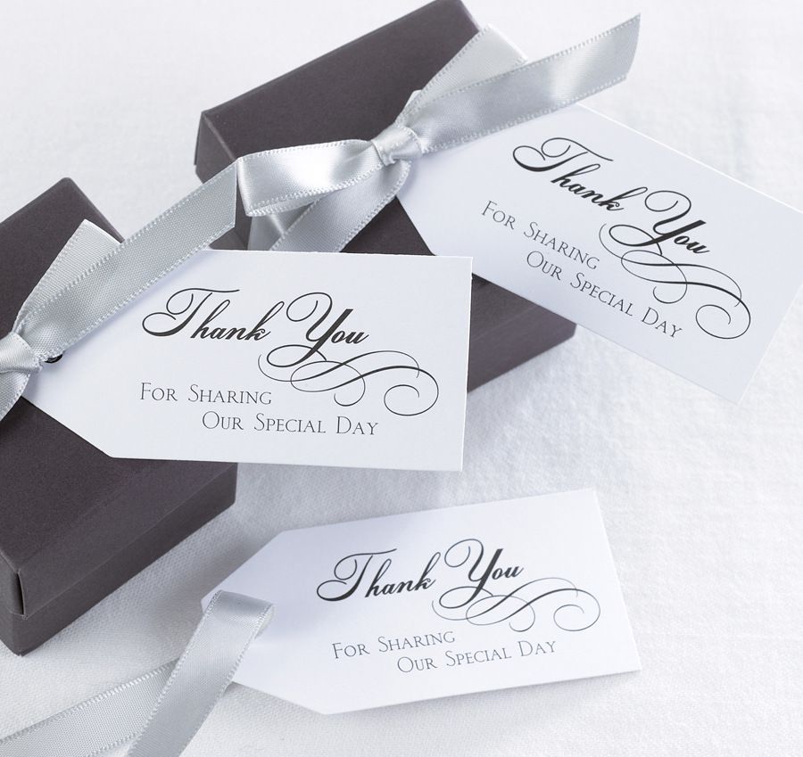 Favor Tags | Wedding Favor Tags | Personalized Favor Tags