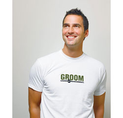 Under New Management Wedding Groom T-Shirt Iron On