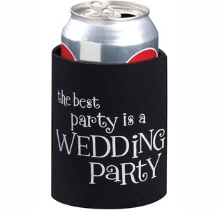 Batchelorette/ Batchelor/ Wedding Party Koozie Gift