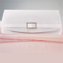 White Bridal Purses