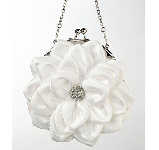 Flower Purse Bridal Purse