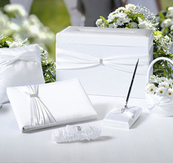 White Wedding In Box