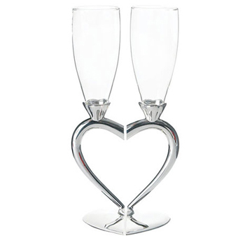 Unique Toasting Glasses