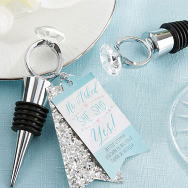Wine Stopper Favors