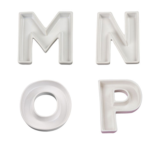 plastic letter candy dishes plastic letter dishes how to format a 24012