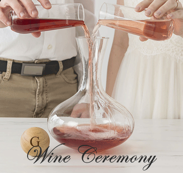 Wedding Wine Ceremony