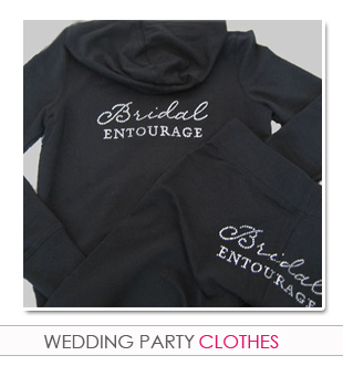 Bridesmaids Clothing