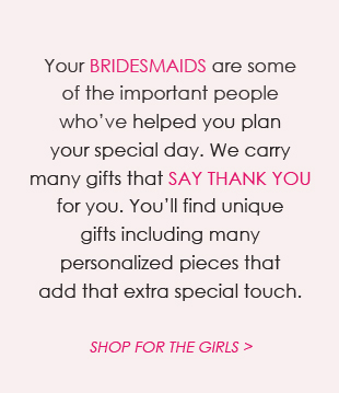 Bridesmaids Flask & Bar Essentials