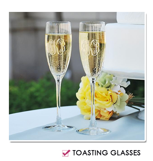 Toasting Glasses
