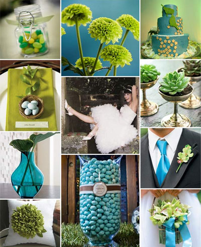 Turquoise Wedding Accesories  Turquoise weddings