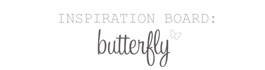 Butterfly Wedding Accessories