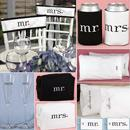 Mr. & Mrs. Wedding Collection