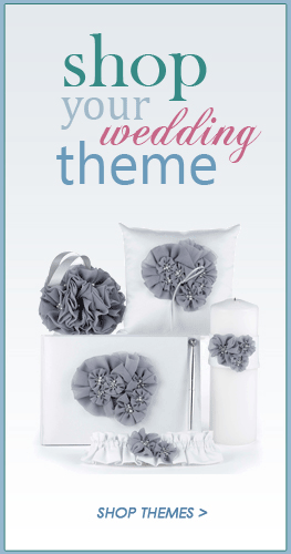 Shop Your Wedding Theme