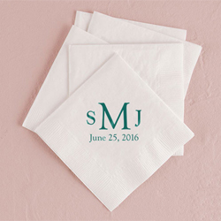 Customized Napkins
