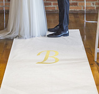 wedding-aisle-runner-gold-foil-initial-m2.jpg