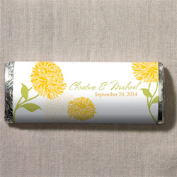 Zinnia Candy Chocolate Bar